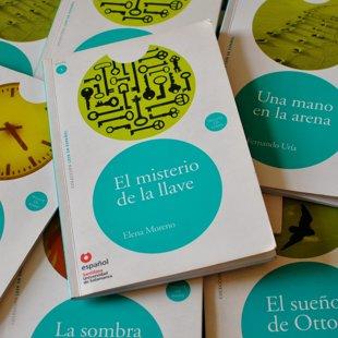 Grāmatas spāņu valodā