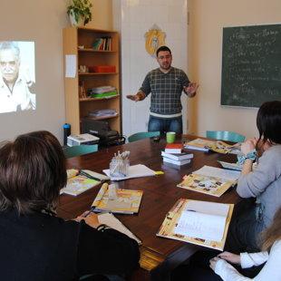 Spāņu valodas apmācība pie pasniedzējiem no Spānijas