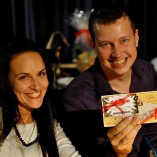 Ziemassvētku loterija ar spāniskām balvām